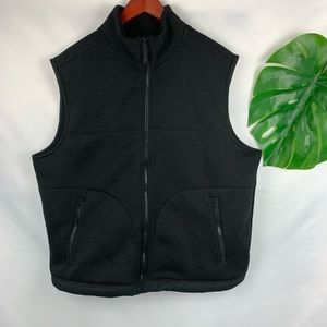 Goodfellow & Co Men Sleeveless Fleece Vest Jacket